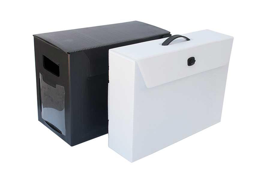 Airplast® Corrugado Plastico linea comercial