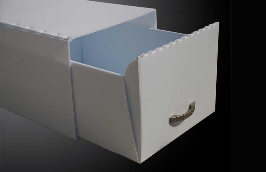 Airplast® Corrugado Plastico - aplicaciones comerciales a medida
