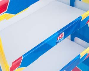Airplast® Corrugado Plastico para publicidad