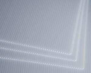 Airplast® Corrugado Plastico lamina