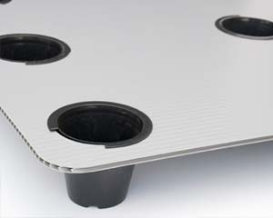 Airplast® Corrugado Plastico - empaques estibables para logistica