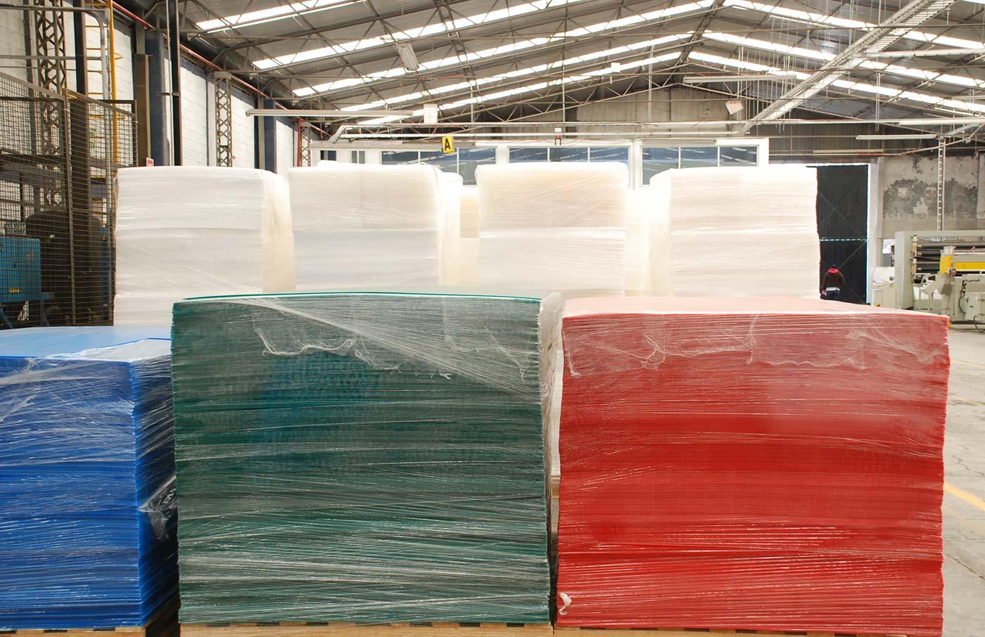 fabricantes Airplast® Corrugado Plastico