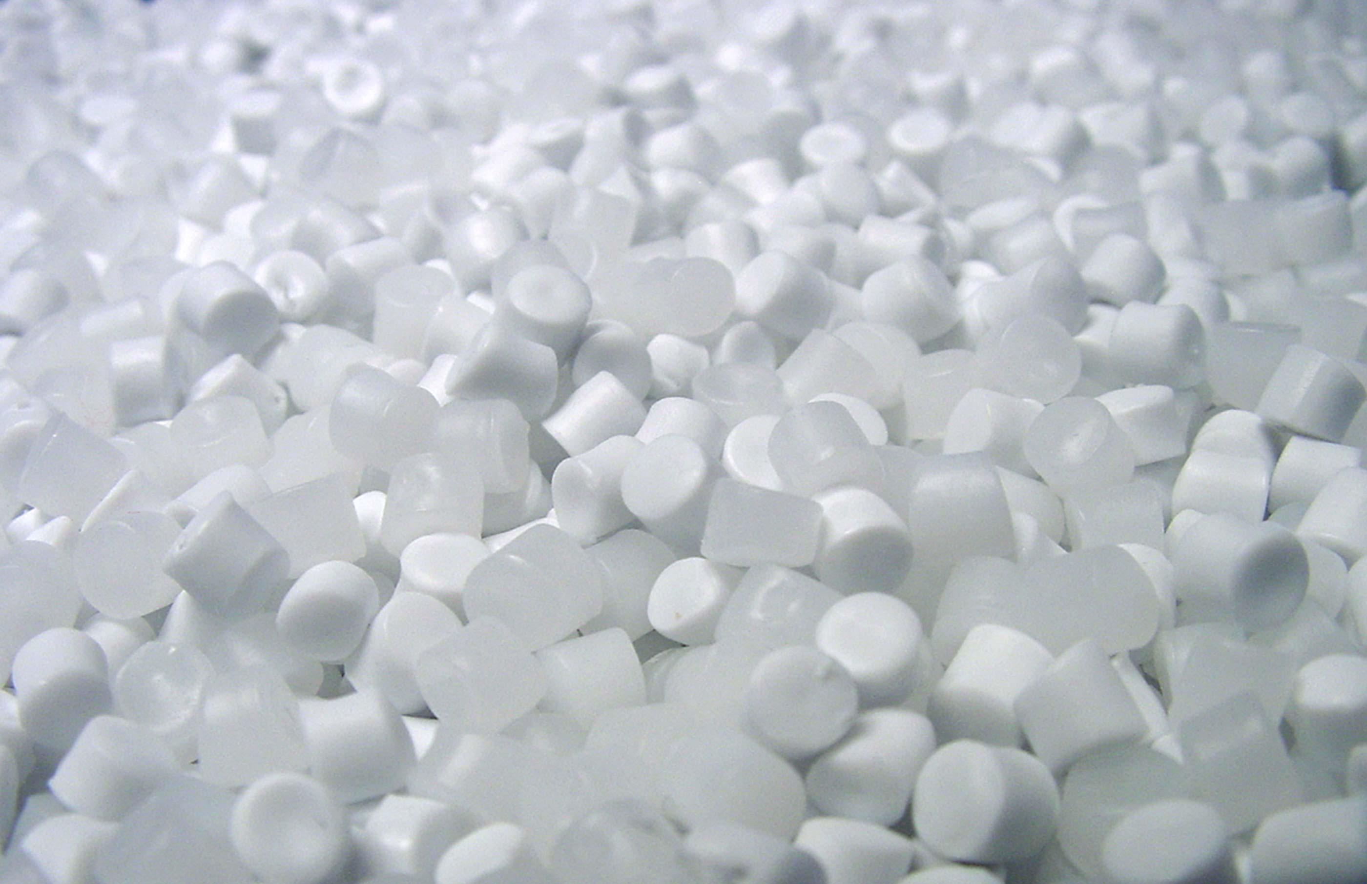 pellets de plastico para lamina de corrugado
