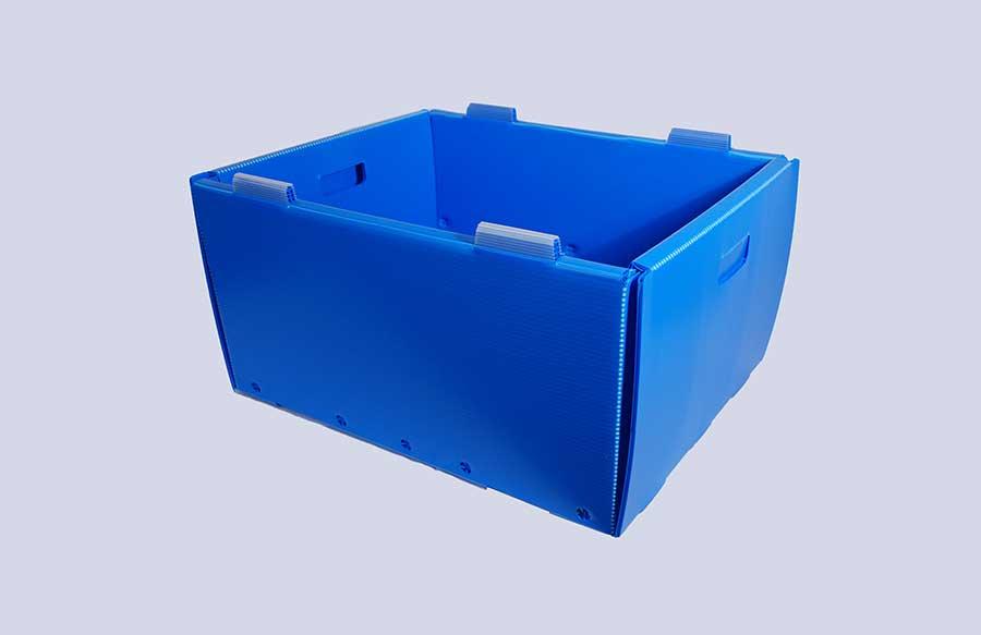 cajas de currugado plastico para archivo