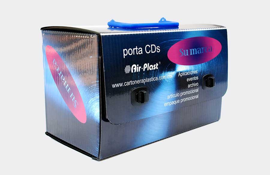 Airplast® Corrugado Plastico linea comercial - articulos a medida